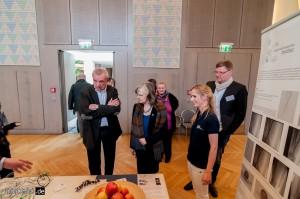 Oberbürgermeisterin und Schirmherrin der Gesundheitsmesse Bochum...